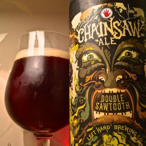 Chainsaw Ale Double Sawtooth