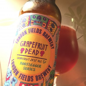 Grapefruit Dead