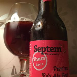 Thursday's Premium Red Ale