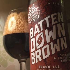 Batten Down Brown