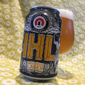 India Hells Lager