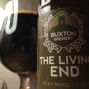 The Living  End Islay Whicky Stout