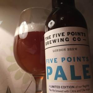 Five Point Pale Citra & Ella
