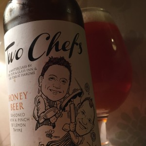 Two Chefs Honey Beer