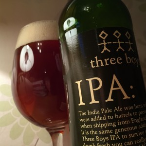 Three Boys IPA