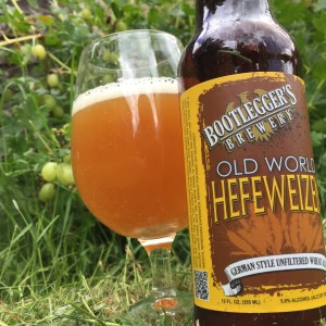 Old World Hefeweizen  - 1