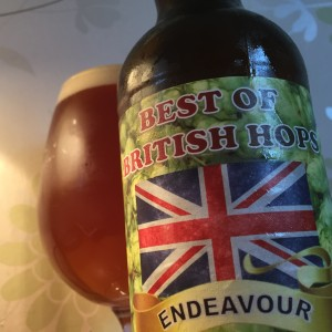 Endeavour - 1