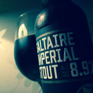 Saltaire Imperial Stout - 1