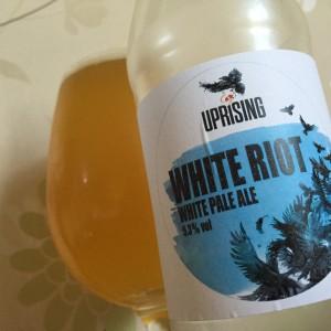 White Riot - 1