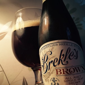 Brekle's Brown - 1