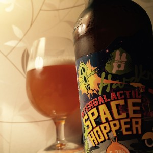Intergalactic Space Hopper
