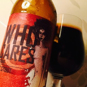 Who Cares Milk Stout - 1