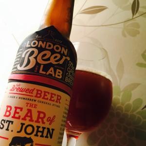 The Bear Of St John