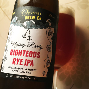 Righteous Rye IPA - 1
