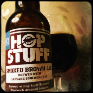 Smoked Brown Ale