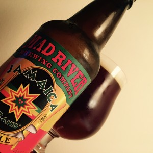 Jamaica Brand Red Ale