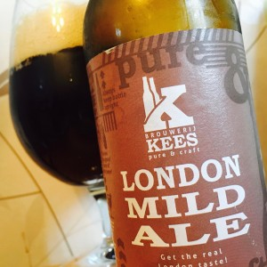 London Mild Ale - 1