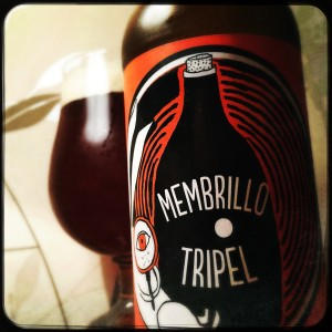 Membrillo Tripel