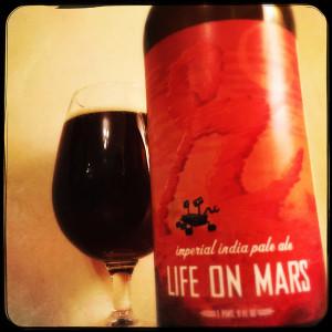 Life On Mars IPA