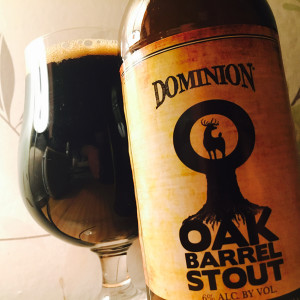 Oak Barrel Stout