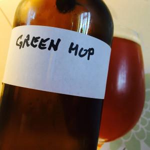 My hops become beer!