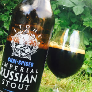 Chai Spiced Imperial Russian Stout