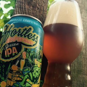 Effortless Grapefruit Session IPA