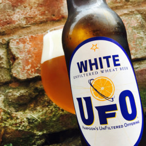 White UFO