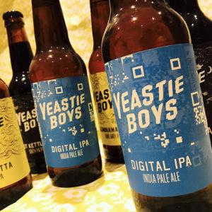 UK brewed Yeastie Goodness.