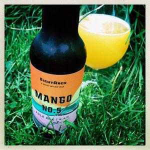 Eight Arch Brewing Co  Mango No  5 (4 4%) | CAMRGB